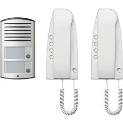 LEGRAND BTICINO 366821 DOOR ENTRY KIT AUDIO 2 WAY C//W SPRINT L2 HANDSET /&...